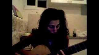 Meytal Rachmin sings Jobim - Eu Sei Que Vou te Amar //מיטל רחמין שרה ז