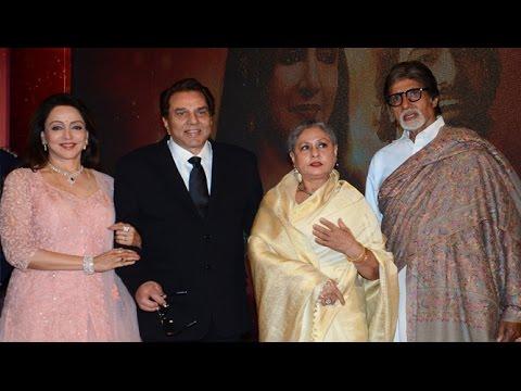 Xxx Mp4 Sholay Reunion Amitabh Bachchan Dharmendra Hema Malini Jaya Bachchan 3gp Sex