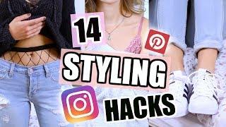 14 Styling & Fashion HACKS der Blogger, die JEDER im Herbst kennen muss! ♡ BarbaraSofie
