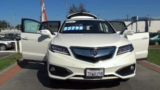 2016 Acura RDX Los Angeles, Glendale, Pasadena, Cerritos, Alhambra, CA 23863