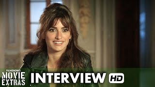 Zoolander 2 (2016) Behind the Scenes Movie Interview - Penelope Cruz is 'Valentina'