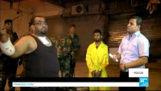 The Iraqi TV show where victims confront terrorists