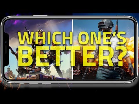 Xxx Mp4 Fortnite Vs PUBG Mobile Which One S Better For Mobile Gaming 3gp Sex