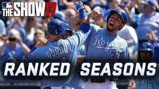 RANKED SEASONS! NEW DEBUTS! [MLB The Show 17 Diamond Dynasty]