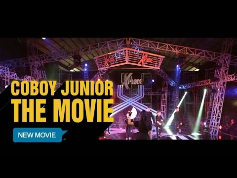 Coboy Junior The Movie - The Bangs Bebas Cover Version