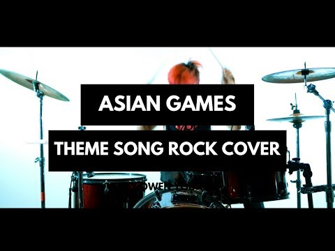 Xxx Mp4 Asian Games 2018 Official Song Bright As The Sun ROCK Cover By Jeje GuitarAddict Ft Jon Skinner 3gp Sex