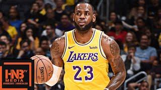 Los Angeles Lakers vs Sacramento Kings Full Game Highlights   04.10.2018, NBA Preseason
