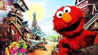 Elmo en el País de los Gruñones (Trailer español)