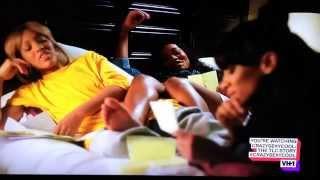 TLC foot scene