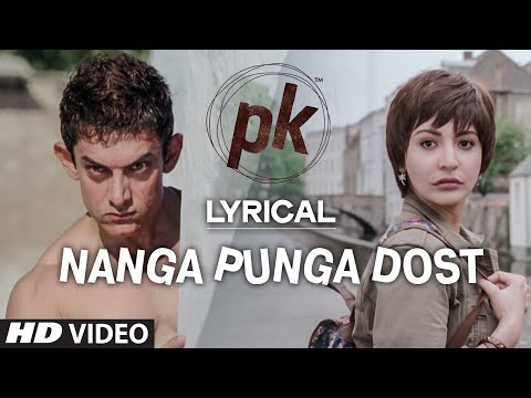 Xxx Mp4 Nanga Punga Dost Full Song With LYRICS PK Aamir Khan Anushka Sharma T Series 3gp Sex