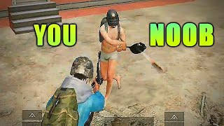 NEW PUBG MOBILE FUNNY MOMENTS , EPIC FAIL & WTF MOMENTS 52