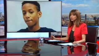 Corey Junior Davis mother speaks out over Forest Gate shooting