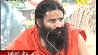 में पहले भीख मांगता था (Gurukul System) -Swami Ramdev