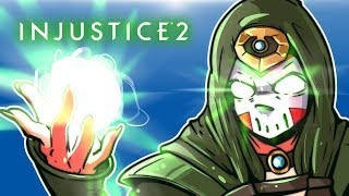 INJUSTICE 2 - ENCHANTRESS CHARACTER DLC!