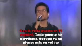 Solo Pienso en Ti - Jesus Adrian Romero (Pista-Karaoke)