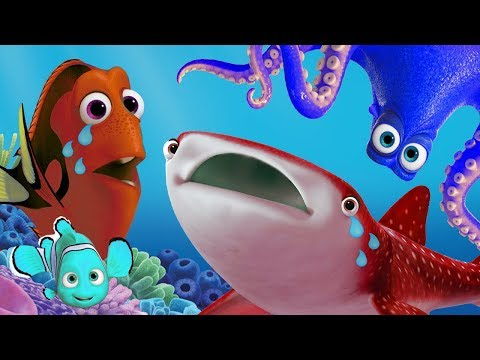 Disney Pixar Finding Dory Finding Nemo Color Mix Up Toys for Kids Children & Toddlers