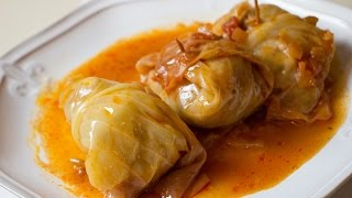 Easy Cabbage Rolls