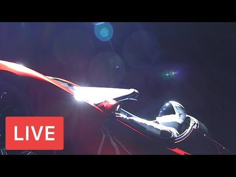 Xxx Mp4 Starman LIVE RADIO Join SpaceX Live Views From Space Tesla 24 7 Study Music 3gp Sex
