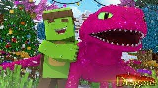 STARDUST THE NIGHTFURY IS BACK! - Minecraft Dragons S2 #16