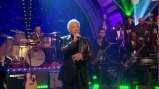 Tom Jones - In The Midnight Hour (Jools Annual Hootenanny 2009) HD 720p