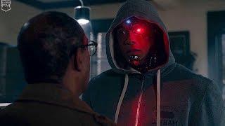 Enter Cyborg | Justice League