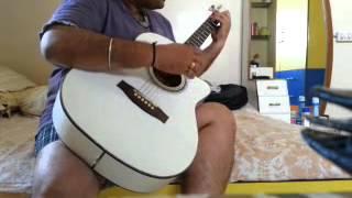 Tumse milke aesa laga guitar cover
