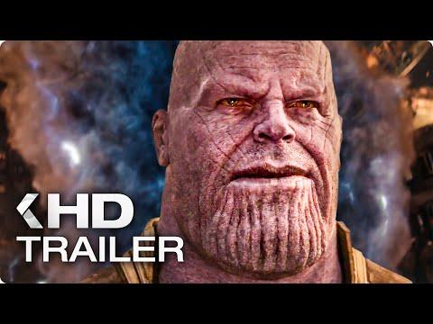 AVENGERS 3: Infinity War Trailer (2018)