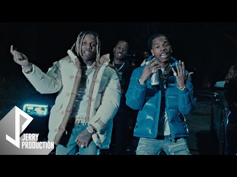Lil Durk Finesse Out The Gang Way feat. Lil Baby Official Music Video