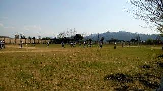 FootBall Match Between B.A BSc Degree College Sehnsa  Azad Kashmir