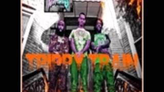 FLATBUSH ZOMBIES - TRIPPY TRAIN [[$new$]] [[2013,2012]] FULL-LENGTH MIXTAPE LP