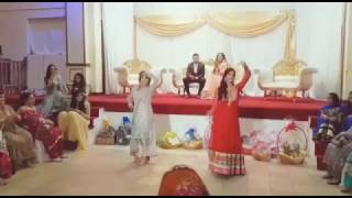Balle balle, cham cham fail and ek kunwara. Bollywood dance on brothers engagement. Mandni dance