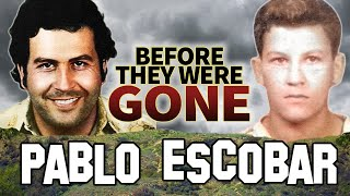PABLO ESCOBAR - Before They Were DEAD - NARCOS