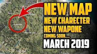 Free Fire New Update Coming New Map Change, New Weapon Katana, New Character Hayato Soon March 2019