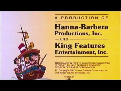 Hanna Barbera Productions/King Features Entertainment/FilmRise (1987/Some Year)