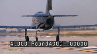 Vette vs. Jet 2010 Teaser | Corvette ZR-1 vs. Patriots L-39 Jet