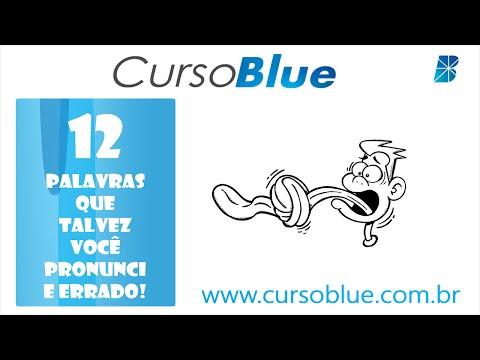 watch 12 Palavras que você talvez pronuncie errado em Ingles!