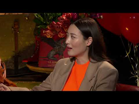 Xxx Mp4 Fantastic Beasts Claudia Kim On Playing Nagini And Partnership With Ezra Miller 3gp Sex
