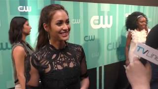 'The 100': Lindsey Morgan Previews Season 4 Finale