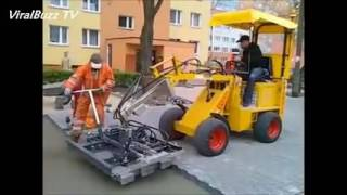 New Smart Construction Machinery in the World 2016, TOP 10 New Inventions