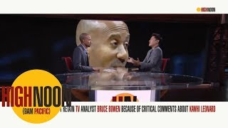 Bomani Jones: Bruce Bowen not being retained is a 'bad look' for Clippers   High Noon   ESPN