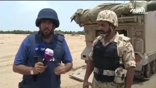 """""""العربية"""" تزور القوات البحرينية على الحدود السعودية اليمنية"""