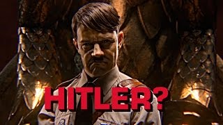Who plays Hitler in Kung Fury?