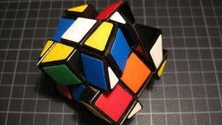 How to Speed up not see solve Rubik's Cube