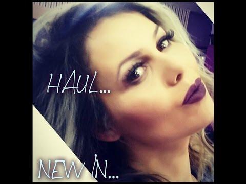 NEW IN, HAUL...Dior, Kiko,Farmasi,City Color,Beauty Uk