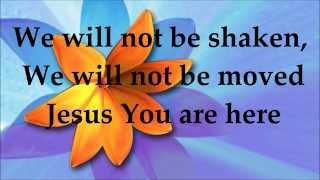 In Jesus' Name - Darlene Zschech -  Lyrics