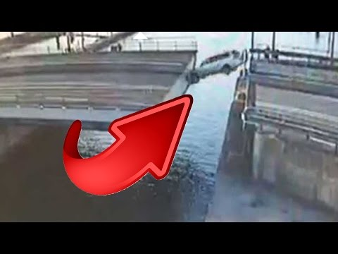 watch 15 epic car crashes and road accidents caught on camera - Compilation