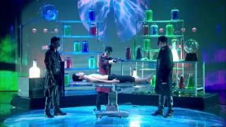 Tumar KR & Atai Omurzakov | Semi-Final 4 | Britain's Got Talent 2016