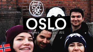 Erasmus Günlükleri #21: Oslo