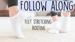 How to improve your arch | feet flexibility