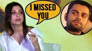 Anushka Sharma Dodges Question On Missing Boyfriend Virat Kohli At Hawayein Song Launch